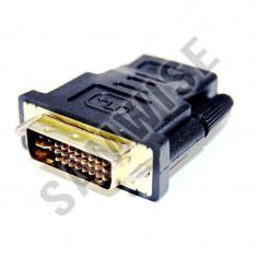 Cumpara ieftin Adaptor DVI Tata - HDMI Mama