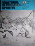 """REVISTA """"VANATORUL ȘI PESCARUL SPORTIV"""" NR. 1, IANUARIE 1983"""