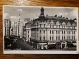 BUCURESTI - STRADA REGALA  - CENZURA MILITARA 1943