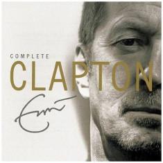 Eric Clapton Complete Clapton (2cd)
