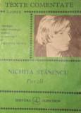 POEZII - NICHITA STANESCU
