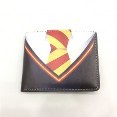 Portofel HARRY POTTER - Model Cravata Gryffindor