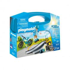 Playmobil Sports & Action - Set portabil sporturi extreme
