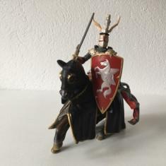 Figurina Cavaler Schleich World of Knights calaret cal Tournament Knight Pegasus