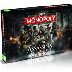 Joc Monopoly Assassins Creed Syndicate Board Game