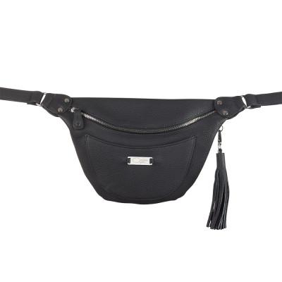 Black Multifunctional Limited Edition Belt Bag foto