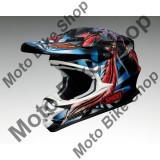 MBS SHOEI MX HELM VFX-W GRANT2 TC-1 REPLCA, rot/blau, M=57-58cm, 15/115, Cod Produs: 1406905MAU