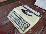 Masina de scris mecanica Mercedes