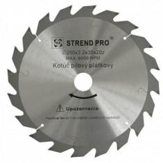 Disc pentru circular 300x2.0x30mm, Strend Pro