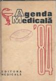 Cumpara ieftin Agenda medicala '84
