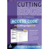 New Cutting Edge Upper Intermediate Student's Book with CD-ROM and MyLab Access Code - Sarah Cunningham