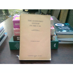 The economic system in the U.K - Derek Morris (Sistemul economic din U.K.)