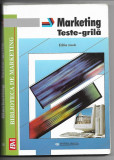 Virgil Balaure - Marketing Teste-grila, 2001