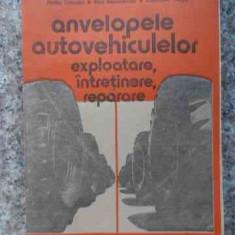 Anvelopele Autovehiculelor - F. Capruciu P. Alexandrescu C. Dragus ,534200