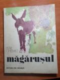 Carte pentru copii - magarusul   -  din anul 1984