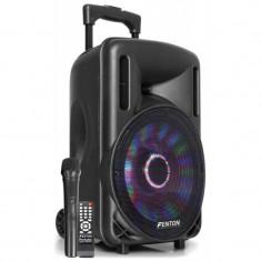 Boxa portabila cu microfon 10'' Bluetooth/USB
