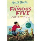 The Famous Five Collection 4 - Enid Blyton
