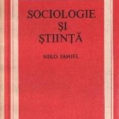 Sociologie si stiinta
