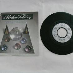 "Modern Talking - Cheri, Cheri Lady (1985, Hansa) Disc vinil single 7"""