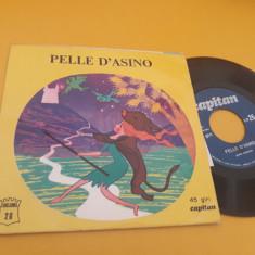 VINIL PELLE D'ASINO - SERIA FIABELANDIA DISC CAPITAN STARE FB