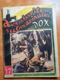 Carte pentru copii anii '90 -aventurile submarinului dox,nr 17