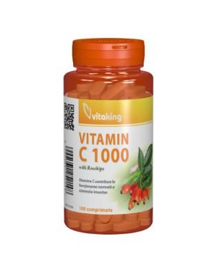 VITAMINA C 1000 MG CU MACESE – 100 COMPRIMATE