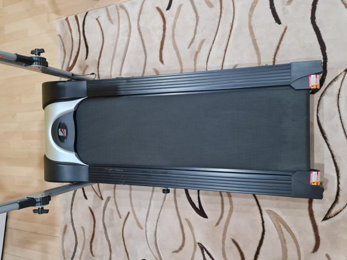 Banda si biciclta magnetica