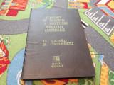 ELEMENTE DE CHIRURGIE A DEFECTELOR PARIENTALE ABDOMINALE D.SABAU/S.OPRESCU 1989
