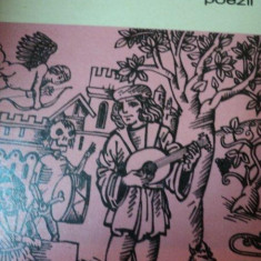 POEZII-FRANCOIS VILLON,BUC.1983