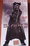 BLADE II  - FILM CASETA VIDEO VHS