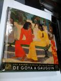 SKIRA (album) - DE GOYA A GAUGAIN - Le grands siecles de la peinture XIX SIECLE