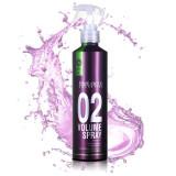 Volume Spray 02 lotiune spray anti-termica pentru coafat cu volum Proline 250ml