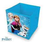 Cutie pliabila textila pentru depozitare Frozen, Generic