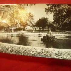 Ilustrata Galati - Vedere din Parc circulat 1961