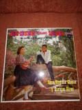 Jose Enrique Sarabia cantan Rosa Virginia Chacin y Enrigue Rivas LP vinyl, VINIL