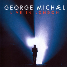 George Michael Live In London dvd