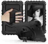 Protectie Spate Lemontti Shockproof Combination Case SYA001066701D pentru Samsung Galaxy Tab A 2019 10.1inch (Negru)