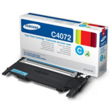 Reumplere cartus Samsung CLT-C4072S CLP-320 CLX-3185 Cyan 1K