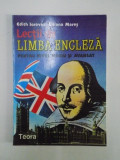 LECTII DE LIMBA ENGLEZA pt.NIVEL MEDIU SI AVANSAT,EDITH IAROVICI,LILIANA MARES