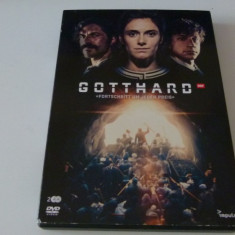 Gotthard - dvd, Engleza