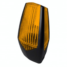 Lampa LED de semnalizare galbena - MOTORLINE