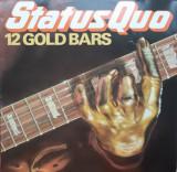 VINIL Status Quo – 12 Gold Bars (-VG)