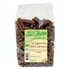 Tortiglioni din Hrisca Bio Ma Vie Sans Gluten 500gr Cod: 5782