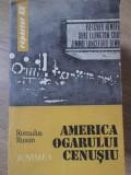 AMERICA OGARULUI CENUSIU-ROMULUS RUSAN
