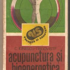 Acupunctura si bioenergetica umana