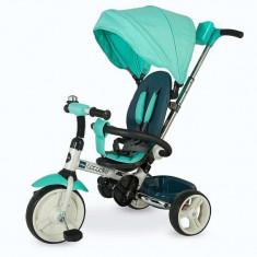 Tricicleta pliabila COCCOLLE Urbio verde