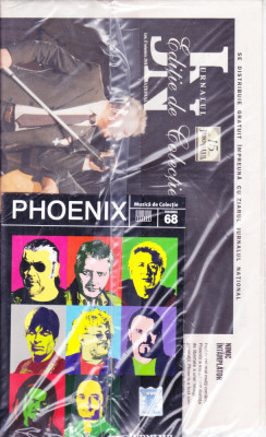 CD Rock: Phoenix - Phoenix ( disc + supliment Jurnalul National - SIGILATE ) foto
