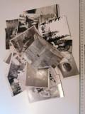 LOT 48 POZE / FOTOGRAFII VECHI ALB NEGRU