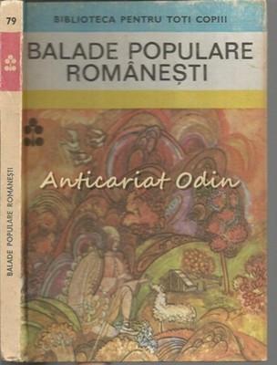 Balade Populare Romanesti - Teodor Bogoi foto