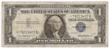 Statele Unite (SUA) 1 Dolar 1957 - (Serie-★79213457) P-419